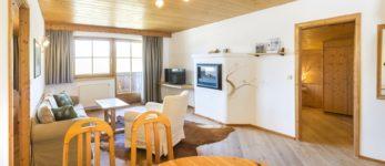 Frohnatur Hotel Garni Thiersee Hinterthiersee Zimmer Apartment gemütlich Urlaub Tirol